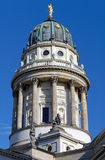 German Cathedral (Deutscher Dom), Berlin, Germany - dome Royalty Free Stock Photography