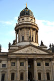 The German Cathedral in Gendarmenmarkt - Berlin Royalty Free Stock Photography