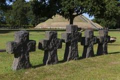 Free German Cemetery, La Cambe Stock Photography - 34384692