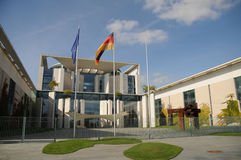 German Chancellery Royalty Free Stock Images