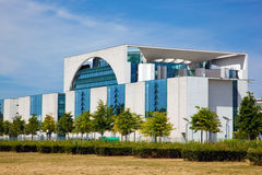 The German Chancellery, Berlin, Germany Royalty Free Stock Images