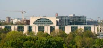 The German Chancellery (Bundeskanzleramt) Stock Image