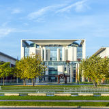 German Chancellery  is a federal agency serving the executive of Royalty Free Stock Photography