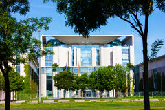 German Chancellery Stock Photography