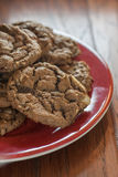 German Chocolate Cake Cookies Royalty Free Stock Image