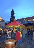 German Christmas fair Royalty Free Stock Photo