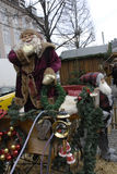 GERMAN CHRISTMAS MARKET IN DENMARK Royalty Free Stock Photo