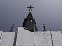 German church Royalty Free Stock Photo
