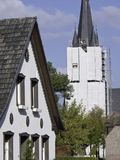 German church Stock Photo