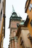 German Church in Gamla Stan, Stockholm, Sweden Stock Images