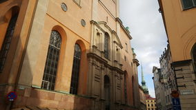 The German Church Royalty Free Stock Photography
