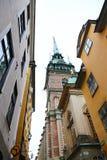 German Church in Gamla Stan, Stockholm, Sweden Stock Photo