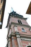 German Church in Gamla Stan, Stockholm, Sweden Royalty Free Stock Photos