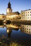 German Church in Gothenburg. Gothenburg, Vasstergotland and Bohuslan, Sweden royalty free stock photography