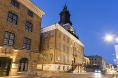German Church in Gothenburg. Gothenburg, Vasstergotland and Bohuslan, Sweden stock images
