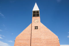 German church in Omsk Stock Photography