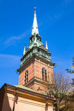 The German Church, Sweden Stock Photography