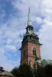 German church Tuskachyurkan. Stockholm. Stock Image