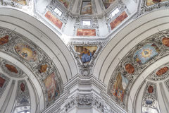 GERMAN CHURCH Royalty Free Stock Images