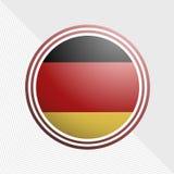 German circle emblem Stock Photo