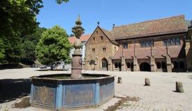 German Cistercian monastery in  Baden-Württemberg Royalty Free Stock Image