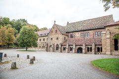 German Cistercian monastery in Baden-Württemberg Stock Photography