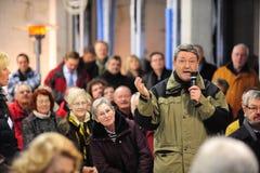 German citizens' initiative Stock Photo