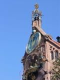 German Clock Stock Image