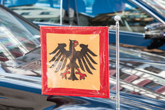 German coat of arms Royalty Free Stock Photography