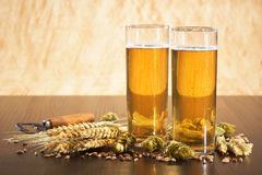 German Cologne beer glass Stock Photos