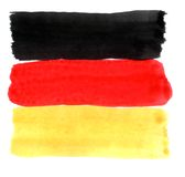 German colors Royalty Free Stock Image