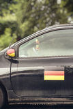 German colors Royalty Free Stock Photos