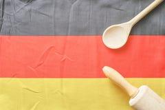 German cooking Stock Photos