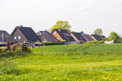 German countryside landscape Royalty Free Stock Photography