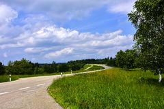 German Countryside Stock Photography