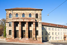 German Courthouse Stock Images