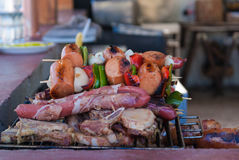 German cuisine Royalty Free Stock Photography