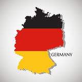 German culture design Royalty Free Stock Photography