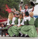 German Dancers Stock Photos