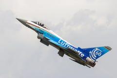 German Eurofighter Berlin ILA Royalty Free Stock Photos