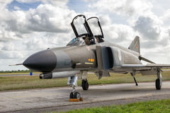 German F/4 Phantom Stock Photography