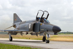 German F-4 Phantom Royalty Free Stock Images