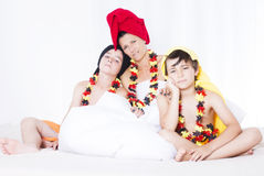 German family Stock Images