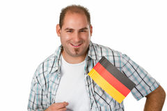 German fan Stock Images