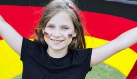 German fan Stock Photography