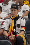 German Fan Praying Stock Photography