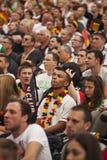 German Fans Royalty Free Stock Photo