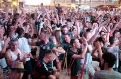 German Fans 012 Royalty Free Stock Photo
