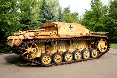 German fascist Tank Stock Images