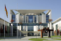 German Federal Chancellery in Berlin Royalty Free Stock Images